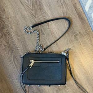 Rebecca Minkoff Avery cross body (black)